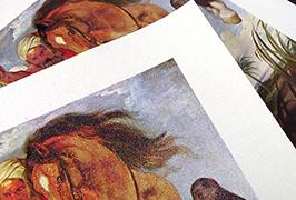 2.5 മീറ്റർ (8 അടി) ഇക്കോ കിൽന്റ് പ്രിന്റർ WER-ES2501 എന്ന പ്രിന്റ് ചെയ്ത ഓയിൽ കാൻവാസ്
